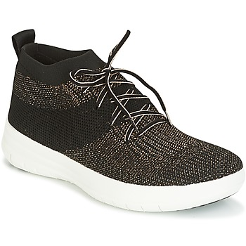 Buty FitFlop UBERKNIT SLIP-ON HIGH TOP SNEAKER
