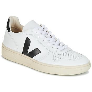 Buty Trampki niskie Veja V-10 Biały / Czarny