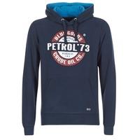 tekstylia Męskie Bluzy Petrol Industries JACAR MARINE