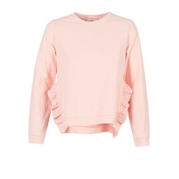 tekstylia Damskie Bluzy Moony Mood GEROSE Różowy