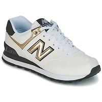 Buty Damskie Trampki niskie New Balance WL574 Biały