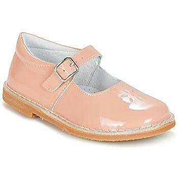 Buty Dziewczynka Baleriny Citrouille et Compagnie HIVETTE Różowy