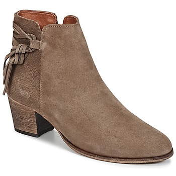 Buty Damskie Botki Betty London HEIDI Taupe