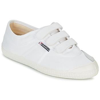 Buty Trampki niskie Kawasaki BASIC VELCRO Biały