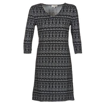 tekstylia Damskie Sukienki krótkie Cream MIRA DRESS Czarny