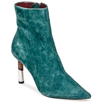 Botki KG by Kurt Geiger RAINE-GREEN