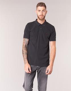 tekstylia Męskie Koszulki polo z krótkim rękawem Replay POLOMI Czarny