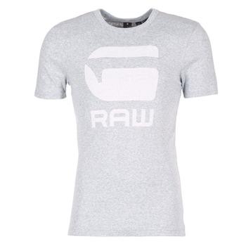 tekstylia Męskie T-shirty z krótkim rękawem G-Star Raw DRILLON Szary