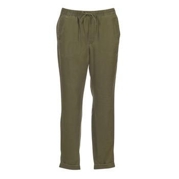 tekstylia Damskie Spodnie z lejącej tkaniny / Alladynki G-Star Raw BRONSON SPORT WMN Kaki