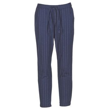 tekstylia Damskie Spodnie z lejącej tkaniny / Alladynki G-Star Raw BRONSON PS SPORT WMN Niebieski
