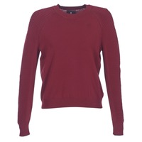 tekstylia Damskie Swetry G-Star Raw SUZAKI KNIT Bordeaux