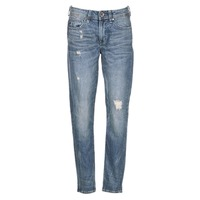 tekstylia Damskie Jeansy boyfriend G-Star Raw MIDGE SADDLE BOYFRIEND WMN Niebieski