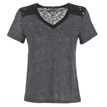tekstylia Damskie T-shirty z krótkim rękawem Casual Attitude HINE Szary