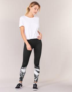 tekstylia Damskie Legginsy adidas Performance TF TIG LT PR1 Czarny