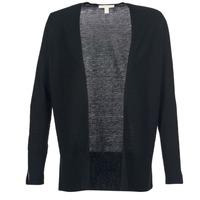 tekstylia Damskie Swetry rozpinane / Kardigany Esprit IRDU Czarny