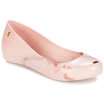 Buty Damskie Baleriny Melissa ULTRAGIRL XII Różowy