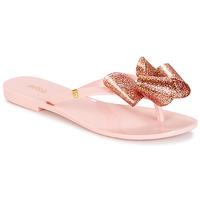 Buty Damskie Japonki Melissa HARMONIC TARTAN AD Różowy