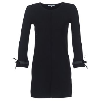 tekstylia Damskie Sukienki krótkie Morgan RPAULI Czarny