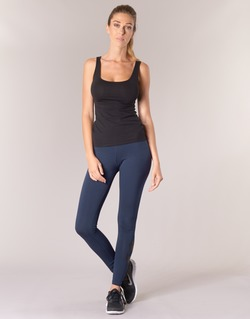 tekstylia Damskie Legginsy Nike LEG A SEE LOGO Niebieski