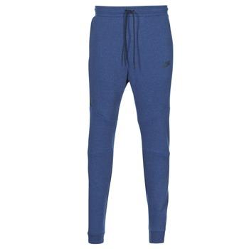 tekstylia Męskie Spodnie dresowe Nike TECH FLEECE JOGGER Niebieski