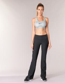tekstylia Damskie Spodnie dresowe Nike POWER LEGEND PANT Czarny / Szary