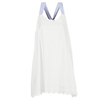tekstylia Damskie Sukienki krótkie Betty London GRAMA ECRU