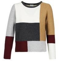 tekstylia Damskie Swetry Vila VIPLACEIT Brązowy