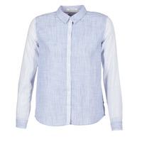 tekstylia Damskie Koszule Pepe jeans CRIS Niebieski