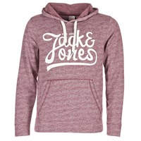 tekstylia Męskie Bluzy Jack & Jones PANTHER ORIGINALS Bordeaux