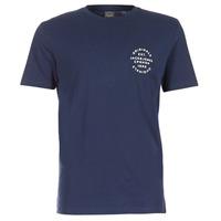 tekstylia Męskie T-shirty z krótkim rękawem Jack & Jones ORGANIC ORIGINALS Marine