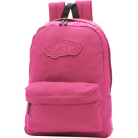 Torby Plecaki Vans MOCHILA  REAL BACKPACK ROSA