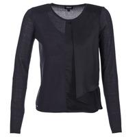 tekstylia Damskie Swetry Armani jeans JAUDO Marine