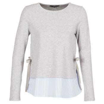 tekstylia Damskie Bluzy Vero Moda KIAM Szary