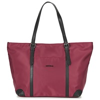 Torby Damskie Torby shopper Hexagona JOLLY EPAULE BORDEAUX