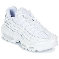 Buty Damskie Trampki niskie Nike AIR MAX 95 W Biały