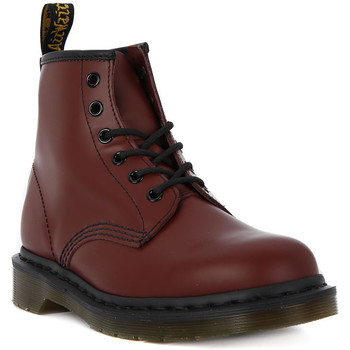 Buty Dr Martens 101 CHERRY SMOOTH