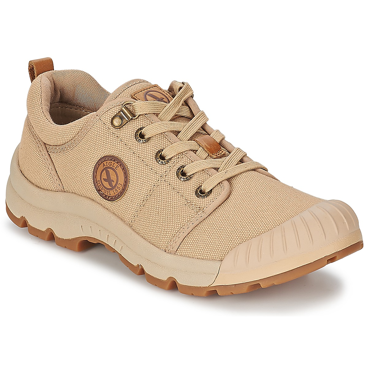 Aigle TENERE LIGHT LOW CVS PIASEK