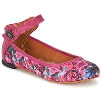 Buty Damskie Baleriny Art LILLE Różowy