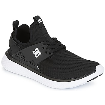 Buty Męskie Trampki niskie DC Shoes Meridian M SHOE BKW Czarny