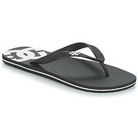 Buty Męskie Japonki DC Shoes SPRAY M SNDL BLW Czarny / Biały