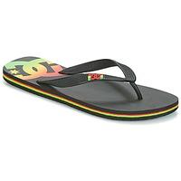 Buty Męskie Japonki DC Shoes SPRAY M SNDL RST Czarny