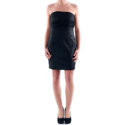 tekstylia Damskie Sukienki krótkie Amy Gee AMY04000 Negro