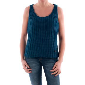 tekstylia Damskie Swetry Amy Gee AMY04202 Azul