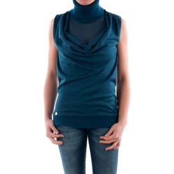 tekstylia Damskie Swetry Amy Gee AMY04206 Azul