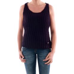 tekstylia Damskie Swetry Amy Gee AMY04207 Morado