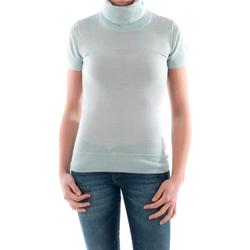 tekstylia Damskie Swetry Amy Gee AMY04208 Azul claro