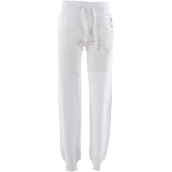 tekstylia Męskie Spodnie dresowe Frankie Garage FGE02006 Blanco