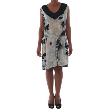 tekstylia Damskie Sukienki krótkie Fornarina ELISE_HIVORY Estampado