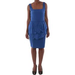 tekstylia Damskie Sukienki krótkie Fornarina JOSETTE_ROYAL Azul