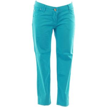 tekstylia Damskie Krótkie spodnie Gaudi GAU03381 Azul